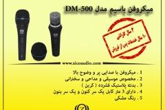 DM-500