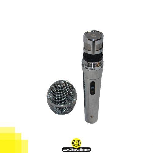 میکروفون زیکو مدل DM-1000 - انواع میکروفن زیکو