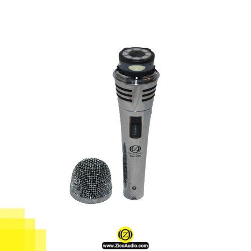 میکروفن زیکو مدل DM-3000 - انواع میکروفون باسیم زیکو
