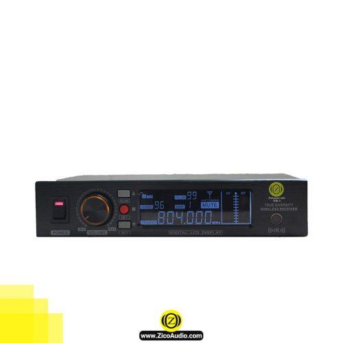 میکروفن بیسیم مدل TD-1H - انواع میکروفون بیسیم زیکو
