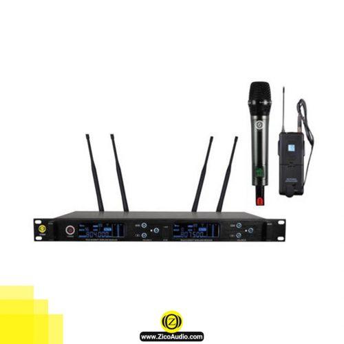 میکروفن بیسیم مدل TD-9000HC - انواع میکروفون بیسیم زیکو