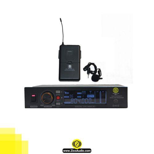 میکروفن بیسیم مدل TD-1C - انواع میکروفون بیسیم زیکو