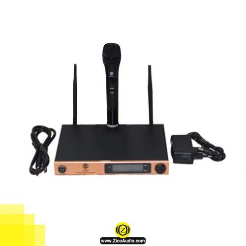 میکروفن بیسیم مدل U 100H - تجهیزات صوتی زیکو