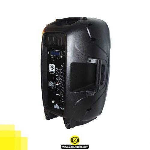 باند اکتیو زیکو مدل DX-150A - 15 اینچی - انواع باند و بلندگو زیکو