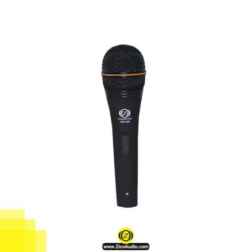 میکروفن باسیم زیکو مدل DM-400 - انواع میکروفون باسیم زیکو