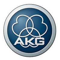لوگو برند AKG