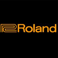 لوگو برند ROLAND